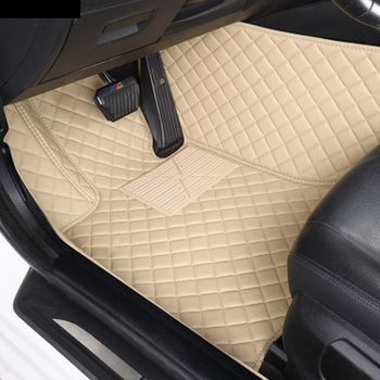 Car floor mats special for Mercedes Benz S class W221 W222 S400 S500 S600 L all weather rug car-styling rugs liners floor