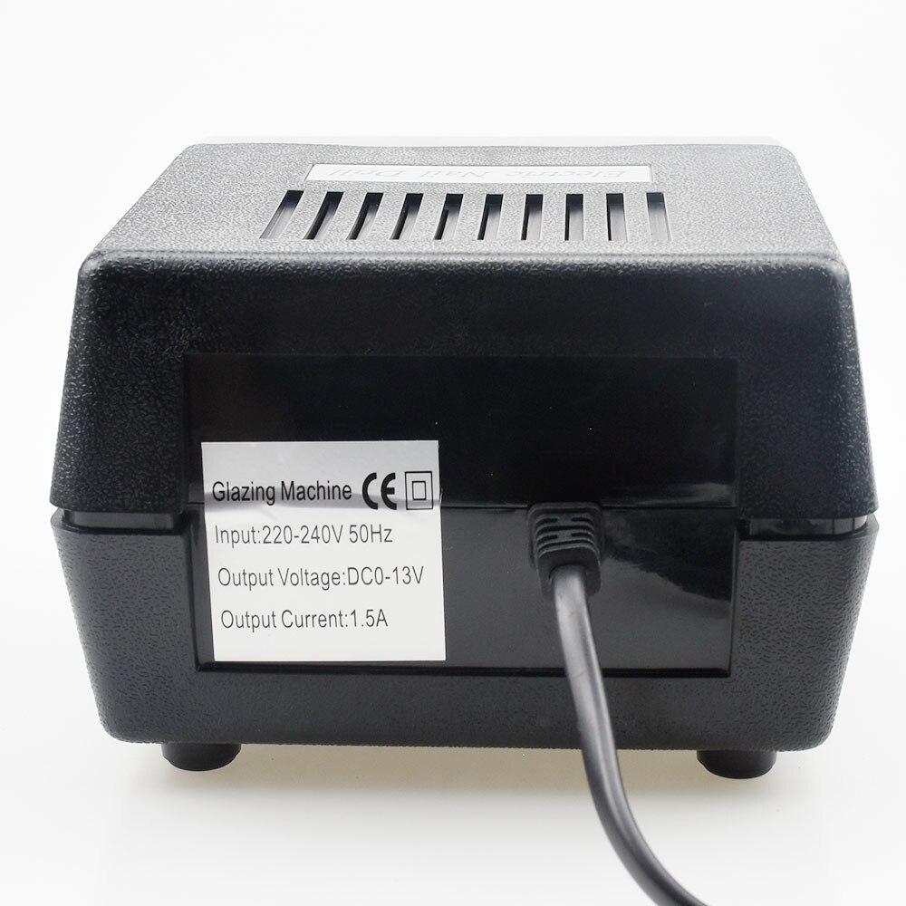 Electric Nail Drill Machine 35000RPM Pro Diamond Nail Cutter Bit Pedicure Maniure Machine Nail Drill Bits Nail Polisher Tool