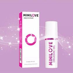 Белые Minilove orgasmic капли для полового влечения exciter для женщин climax, сильный, увеличивающий женское либидо, intim гель пункт, любовь конденсация