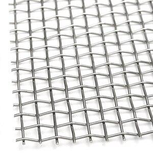 Image 3 - 5/8/20/30/40 сетчатый Плетеный проволочный высококачественный фильтр из нержавеющей стали 15x30 см