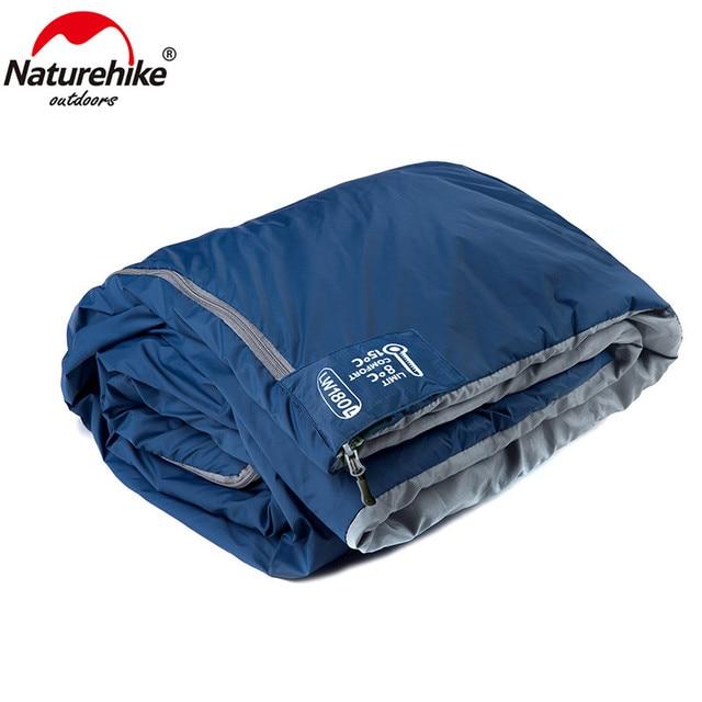 Naturehike 2 Persons Sleeping Bag Camping Hiking 8