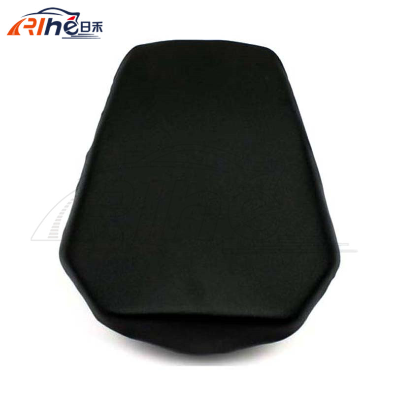 new motorcycle passenger rear back seat black color synthetic leather cushion pillion For HONDA CBR1000 2008 2009 2010 2011 2012 car rear trunk security shield shade cargo cover for nissan qashqai 2008 2009 2010 2011 2012 2013 black beige