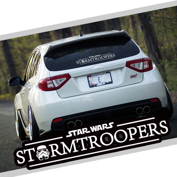 online buy wholesale stormtrooper car decal from china. Black Bedroom Furniture Sets. Home Design Ideas