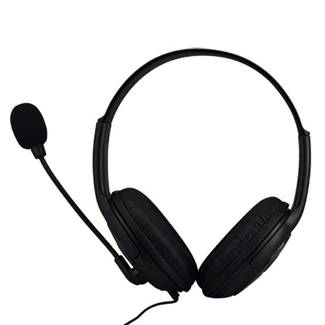 Marsnaska  New Fashion  Selling protable xbox360 Wired Gaming Chat dual Headset Headphone Microphone for xbox 360 computer Black