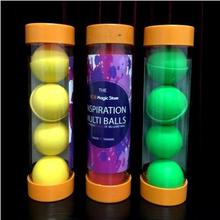 Высокое качество вдохновляющий мульти шары-1,75 дюймов, три цвета на выбор, сценическая магия, шар Волшебный Трюк, веселье, Magia Toys Magie Classic