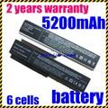 Jigu precio especial nuevo 6 celdas de la batería para lg r410 r510 r580 series squ-804 squ-805 squ-807 sw8-3s4400-b1b1