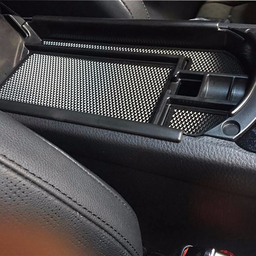 Car Styling Interior Black Front Center Armrest Storage Box Holder Container Organizer Tray For Toyota C-hr Chr 2016 2017 2018 Reasonable Price Back To Search Resultsautomobiles & Motorcycles