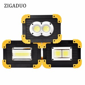 20W Dual COB LED Rechargeable