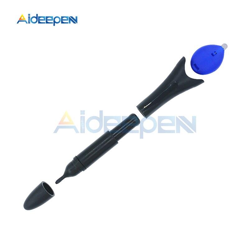 1Pcs 5 Second Quick Fix Liquid Glue Pen UV Light Repair Tool Plastic Welding Mobile Phone Repair Tool With Glue Fix Tool