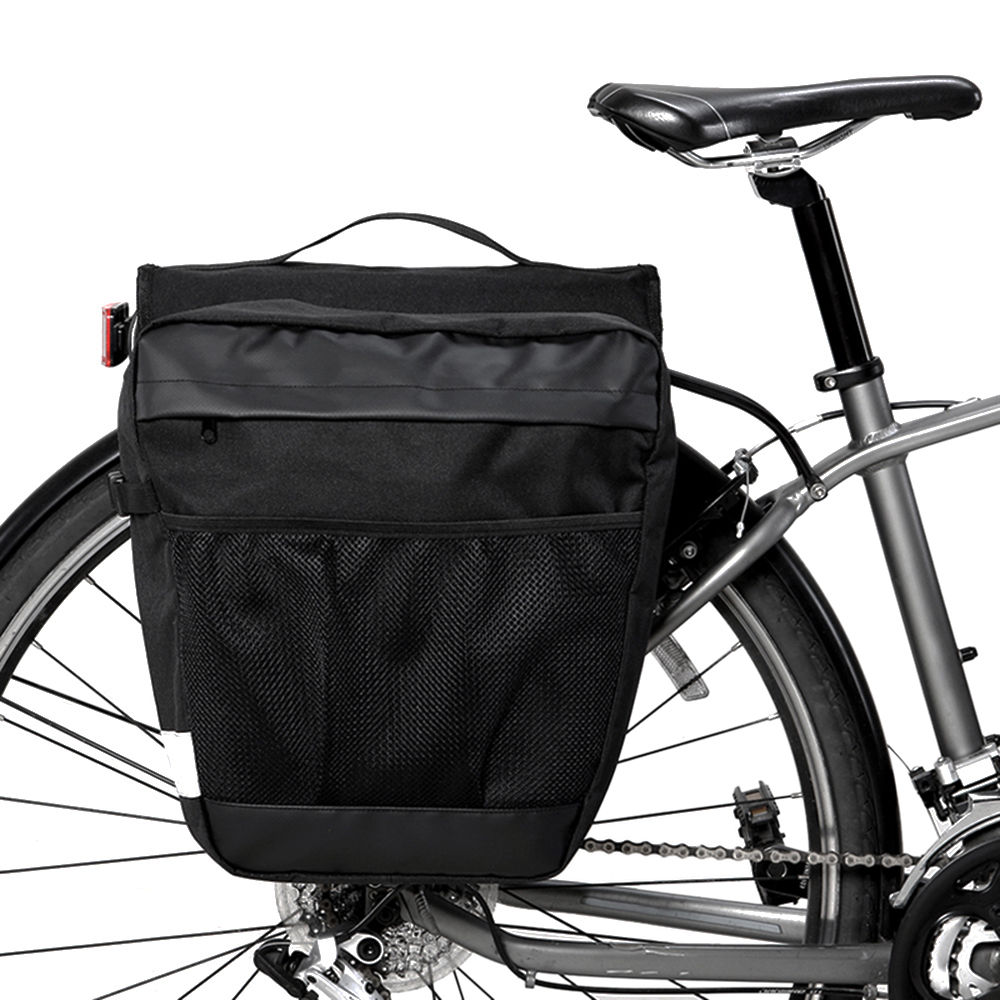 Large Capacity Bike Pannier Bags Bicycle Grocery Panniers Cycling Pannier