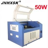 Laser Engraving 600*400 mm 50W 220V/110V Co2 Laser Engraver Cutting Machine DIY Laser Cutter Marking machine  Carving machine