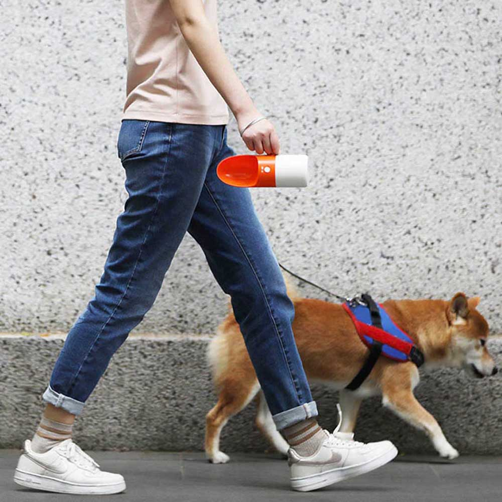 Hot Sale] Xiaomi Moestar ROCKET Pet Dog Cat Water Bottle
