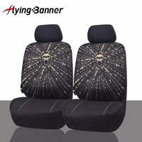High Quality Car Seat Cover 2Front Seat Cover Universal Polyester Composite Sponge Car Seat Cushion Car