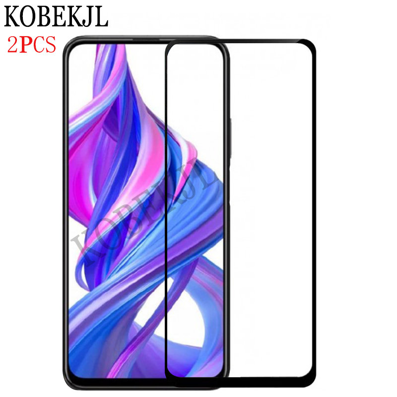 Tempered Glass Honor 9X Glass Screen Protector Huawei Honor 9X Pro Honor9X Honor9XPro HLK L21 Full Cover Protective Glass Film-in Phone Screen Protectors from Cellphones & Telecommunications