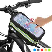 Bag Case Panniers-Frame-Bags Bicycle-Bag Cycling-Accessories Bike Cyling Waterproof Nylon