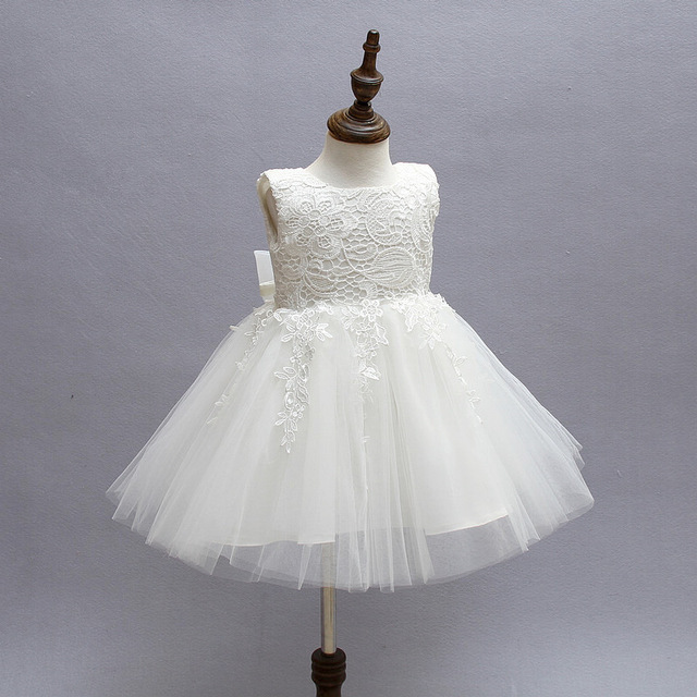 a6ca80b75e82 Baby Kids Party Gown Design Pageant Wedding Dresses Infant Princess ...
