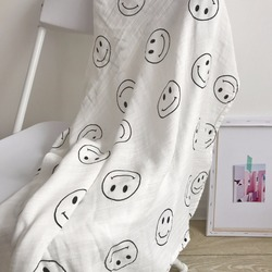 Cobertor do bebê bebê musselina cobertores swaddle algodão bambu macio recém-nascido toalha de banho do bebê swaddle cobertores multifunções musselina envoltório