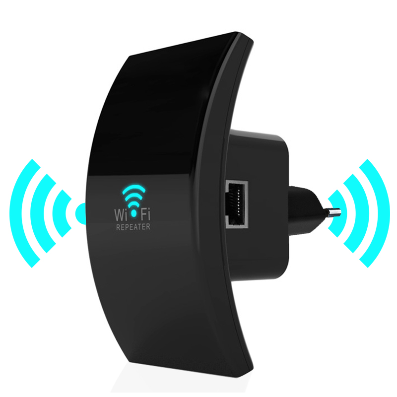Wireless WiFi Repeater Wifi Extender 300Mbps Wi-Fi Amplifier 300Mbps Signal Booster Wi Fi Repeater Access Point