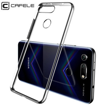 newest f513c a1878 CAFELE Soft TPU Case For Samsung Galaxy S7 Edge Cases Silicone Luxury  Shockproof Anti-Fingerprint Ba