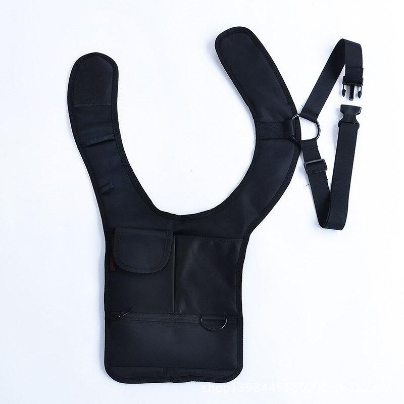 Men's bag new upgrade version of stealth anti-theft armpit men's shoulder bag men's Messenger bagshoulder bag holster 4
