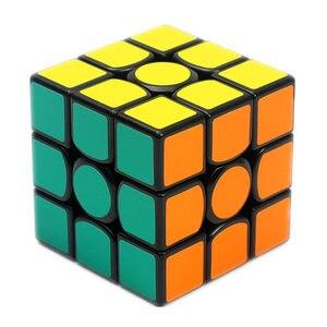 Image 2 - Gan 356 mestre do ar quebra cabeça cubo de velocidade mágica 3x3x3 profissional gans cubo magico gan356 brinquedos de ar para crianças