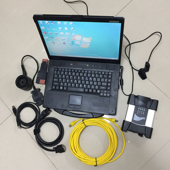 scan tool pro 2020  for bmw diagnostic scanner icom next with laptop cf52 4g hdd 500gb software expert ready to use