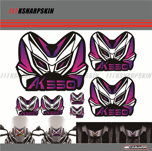 Motorcycle Helmet Stickers 24 Pack funny rude helmet stickers Pack #12