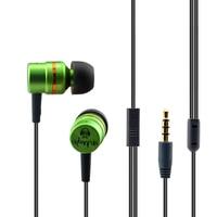New URBANFUN Balanced Armature With Dynamic In Ear Earphone BA Driver Noise Cancelling In Ear Earphone