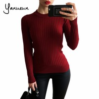 Colorful Apparel Women Sweaters And Pullovers Female Solid Wool Pullover Knitted Casual Oversized Pull Femme Sweater