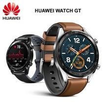 HUAWEI WATCH GT умные спортивные часы 1,39 дюйма AMOLED красочные Экран Heartrate отчет gps Плавание Бег Велоспорт часы с мониторингом сна