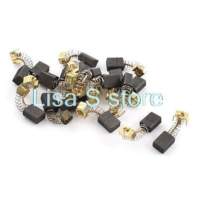 20pcs 10mm X 8mm X 5mm Motor Carbon Brush For Makita CB-64 Power Tool
