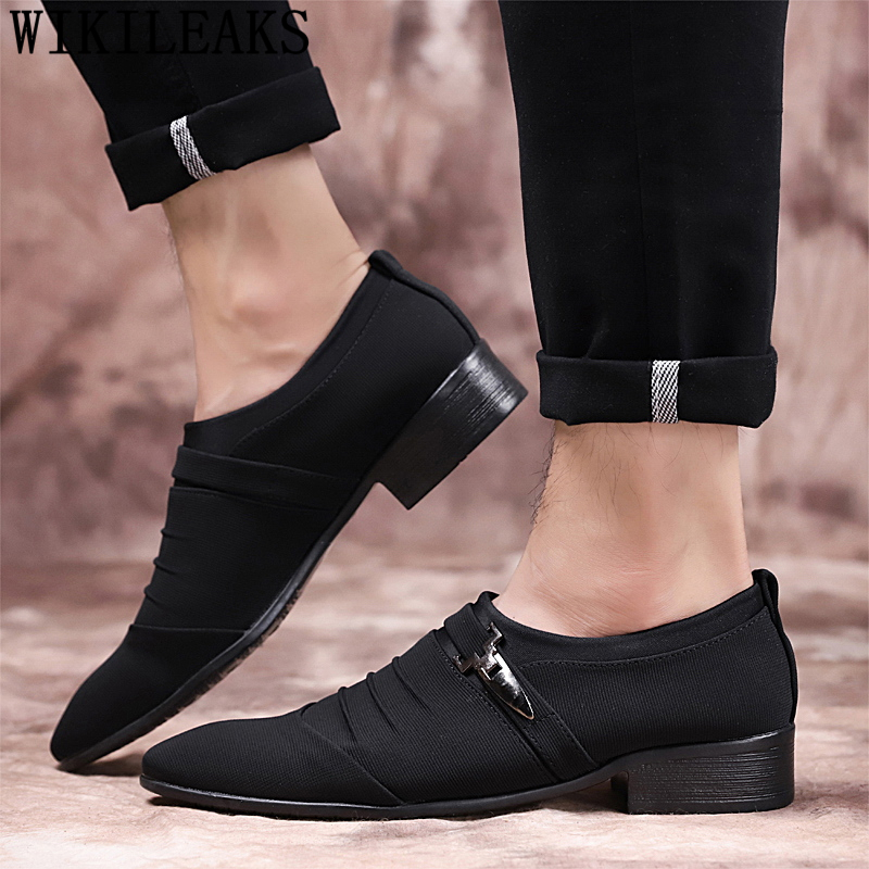 men dress loafers casual shoes