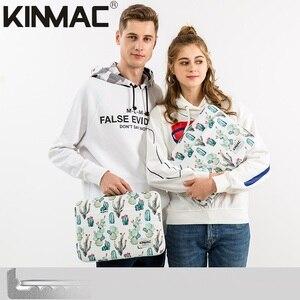 """Image 2 - 2020 nouvelle marque Kinmac sac à main étui pour ordinateur portable 12 """",13"""",14 """",15"""",15.6 """", sac pour MacBook Air Pro, vente en gros livraison gratuite KS005"""