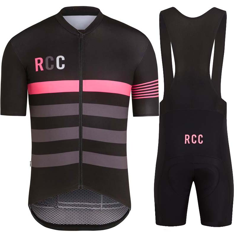 Cycling jersey 2018 Pro team short sleeve cycling sets bib pant men's Ropa Ciclismo maillot ciclismo summer breathable bike kit high quality pro team rock racing bike cycling clothing men summer ropa ciclismo breathable short sleeve cycling jerseys sets