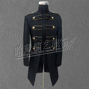 Customized large male dress out of the magic robe windmill night market men