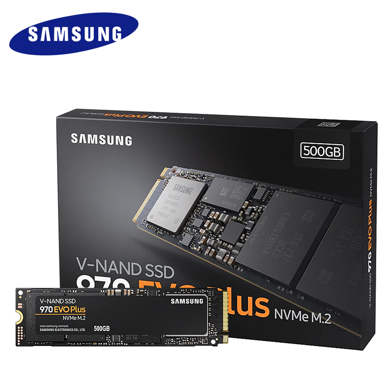 Image 5 - Samsung SSD 970 EVO Plus SSD M2 250G 500G 1TB NVMe M.2 2280 NVMe Internal SSD Solid State Hard Disk hdd SSD PCIe for computer-in Internal Solid State Drives from Computer & Office