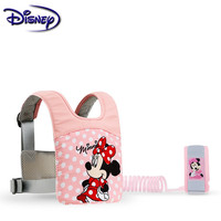 Disney Safety Lock Anti Lost Updated Wrist Link Toddler Leash Harness Outdoor Walking Hand Belt Wristband Baby Strap Rope