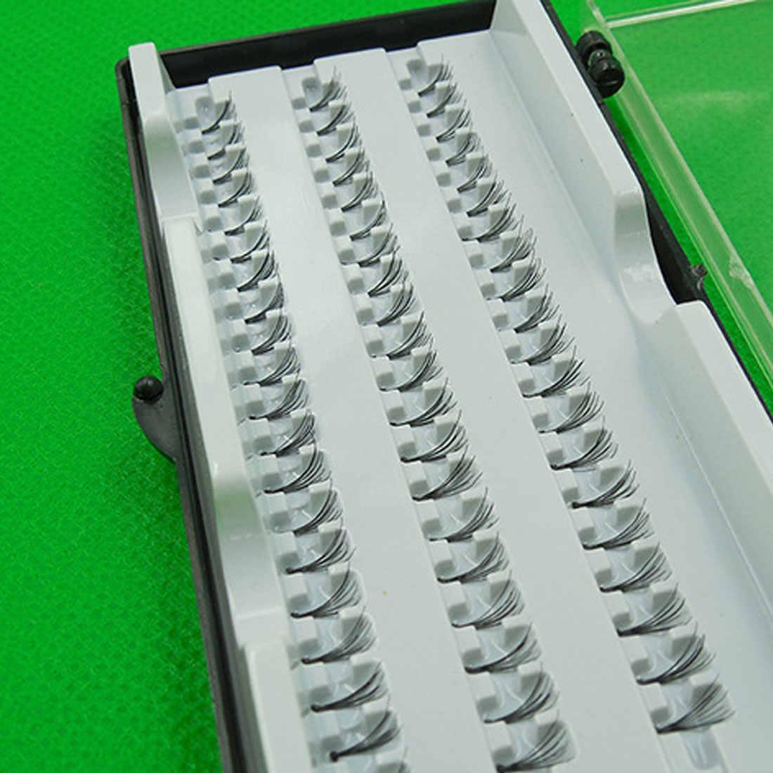 Высокое качество ручной работы накладные наращивание ресниц натуральный длинный для наращивания ресниц Красота Здоровье накладные ресницы для макияжа