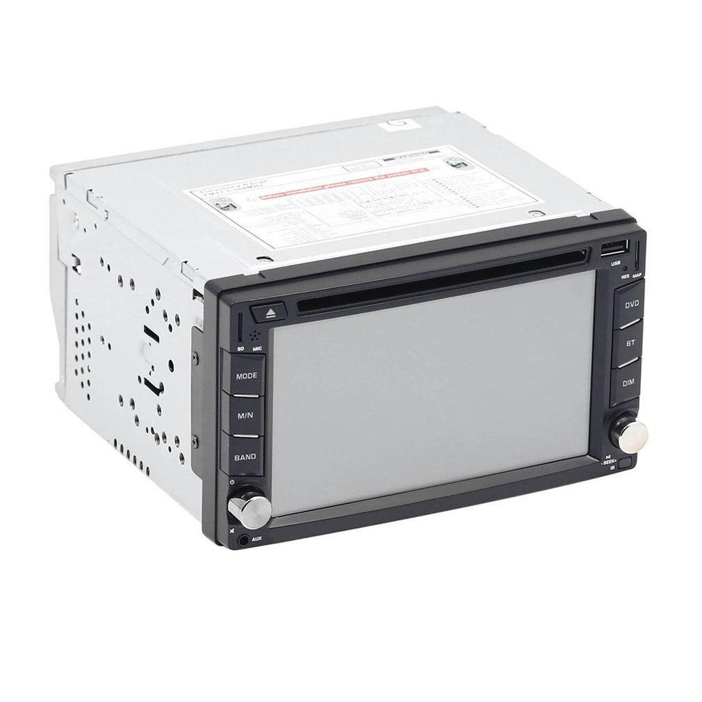 2DIN Autoradio + Bluetooth GPS Navi DVD MP3/MP5 Player TouchScreen2DIN Autoradio + Bluetooth GPS Navi DVD MP3/MP5 Player TouchScreen