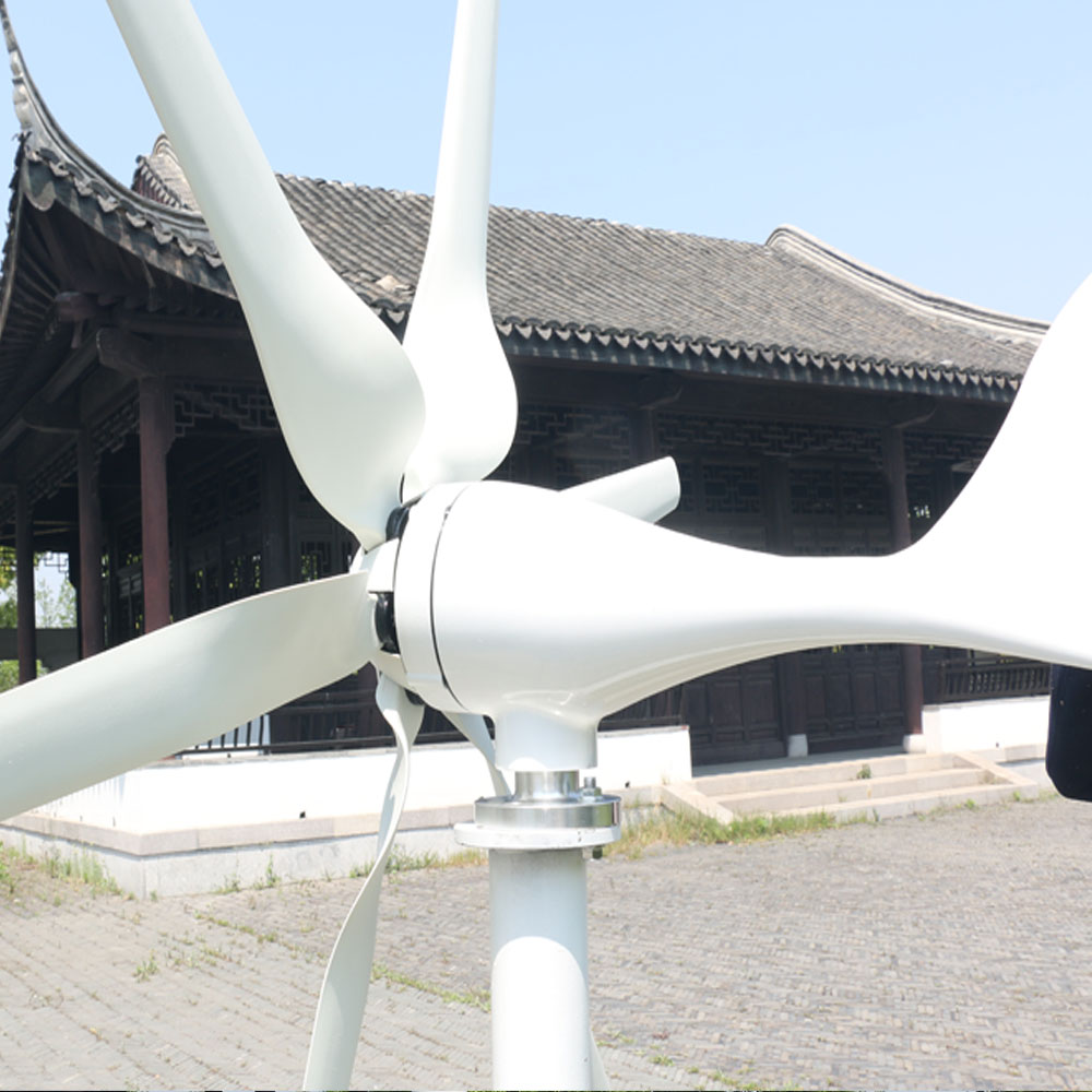 de vento com controlador apto para casa barco stree 04