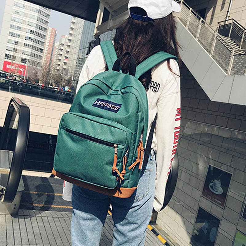 Famous Designers School Backpack Students Waterproof Over Shoulder School Bags For Girls Rucksacks Eastpack School Bag Ryugak 2017 fashion women waterproof oxford backpack famous designers brand shoulder bag leisure backpack for girl and college student