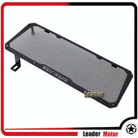 Hot Sale Motorcycle Accessories Radiator Grille Guard Cover Protector For Kawasaki KLE650 Versys 2015 2016