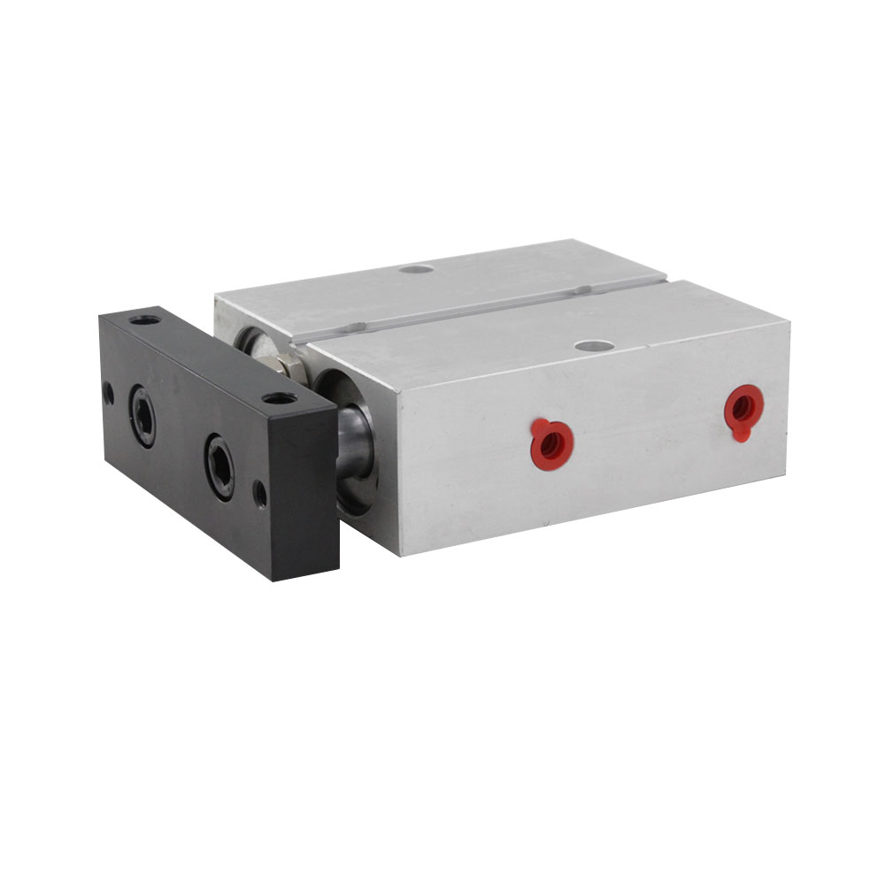 TN Type 32mm Bore 5/10/15/20/25/30/35/40/50/60mm Stroke Aluminum Alloy Dual Rod Double Action Pneumatic Air Cylinder щебень фракция 20 40 мм 50 кг
