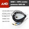 Inalámbrico al aire libre GPS Antena GSM, Antena Combinada, 3 m Cable SMA Macho Conector RESISTENTE AL AGUA