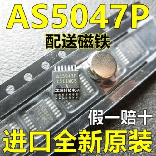 New Original AS5047P-ATSM TSSOP14 AS5047  AS5047P Tssop14