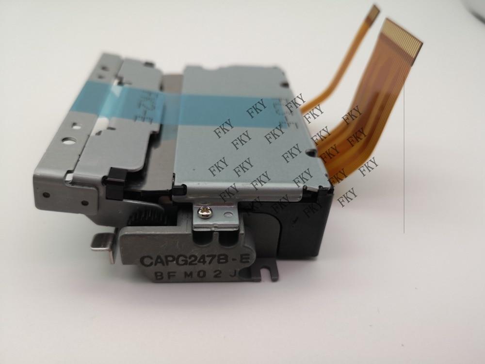 original Thermal printer CAPG247B E dedicated printer for gas station CAPG247B refueling printer accessories Printhead CAPG247