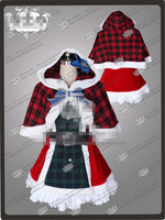 Japanese Anime Love Live Sonoda Umi Cosplay Costume Christmas Dress For Woman Autumn Winter Clothing