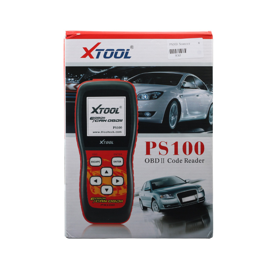 Xtool PS100 CAN OBDII/EOBDII Scanner oxygène outil haute qualité Xtool Original mis à jour en ligne