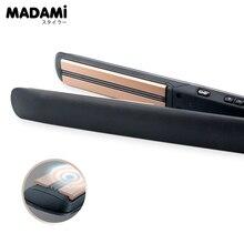 Wholesale Price S8590 Keratin Therapy Hair Straightener with Smart Sensor Flat Iron Digital Plancha Fast Hair straightener