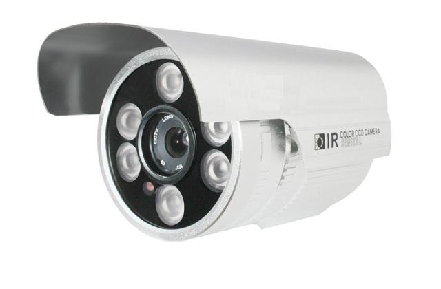 À prova d' água HD 1200TVL IR Dia/Noite CCTV Câmera Analógica Apoio IP66 Indoor/uso Ao Ar Livre Câmera de Segurança